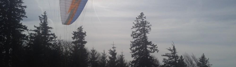 Flug: 4 x Schauinsland