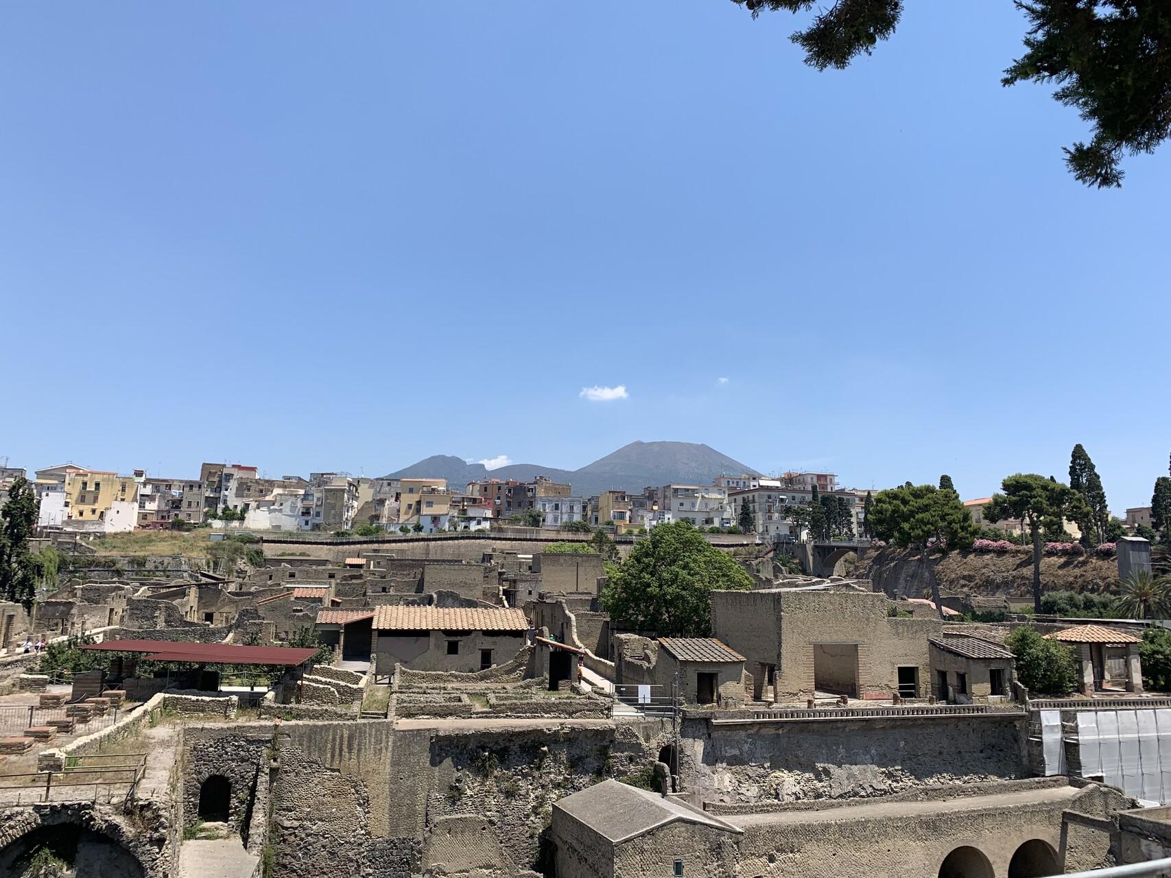 Vulkan, Toskana, St. Bernhard
