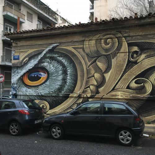 Das Auge Athen